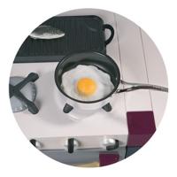 Кафе Гранд Охота - иконка «кухня» в Холмске